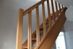 Escalier en bois B.E.B