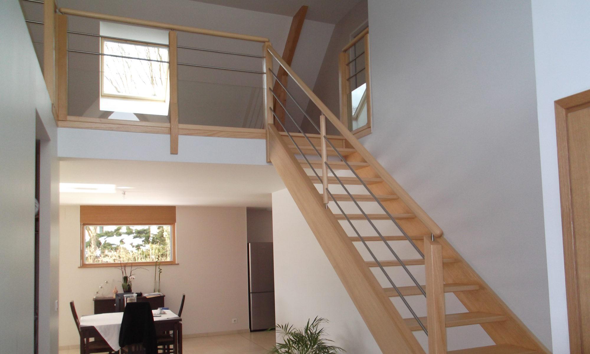 Fabricant d'escaliers sur-mesure - Debret Escaliers