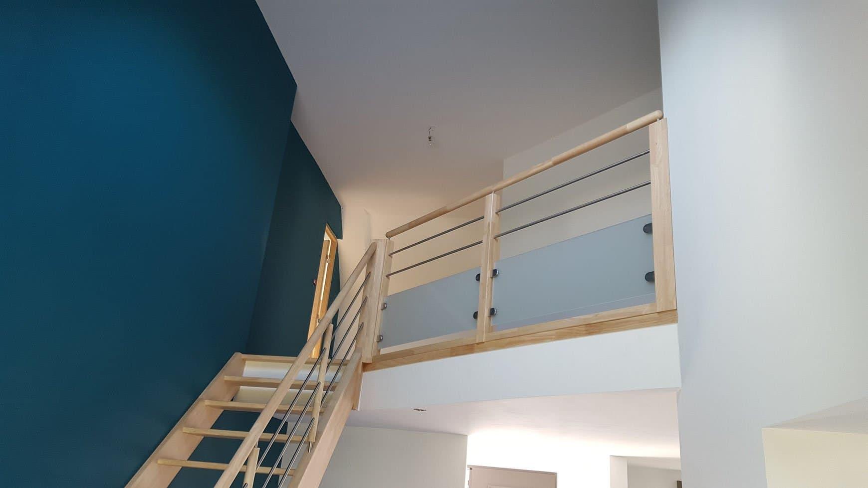 rampe escalier plexiglass yu73 jornalagora. Black Bedroom Furniture Sets. Home Design Ideas
