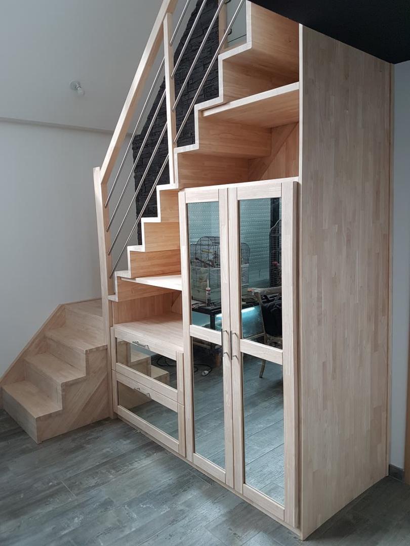 Placard Sous Escalier Dressing Amenagement Et Rangement Pour Votre Escalier Debret Escaliers